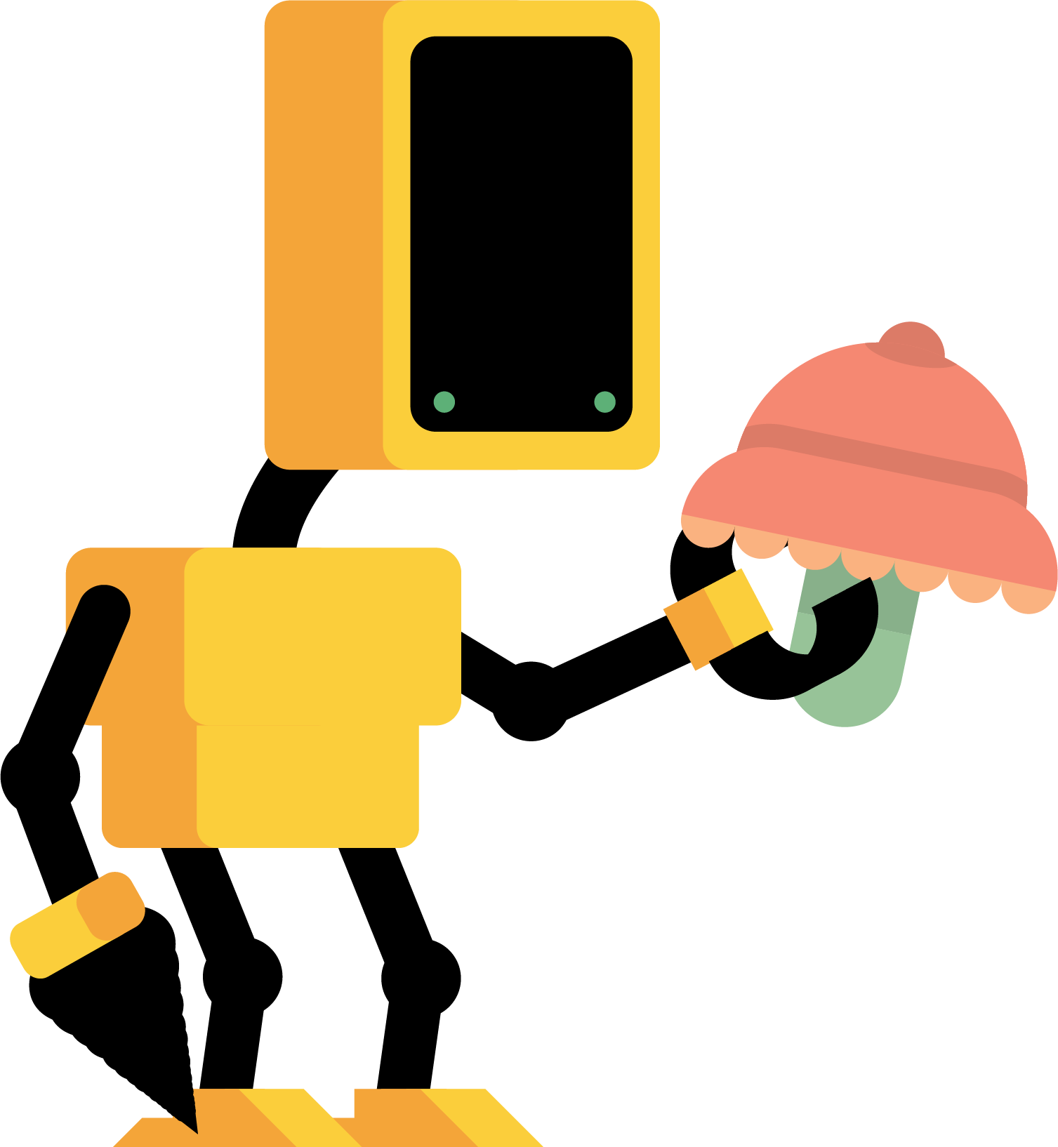 Bot With Shroom